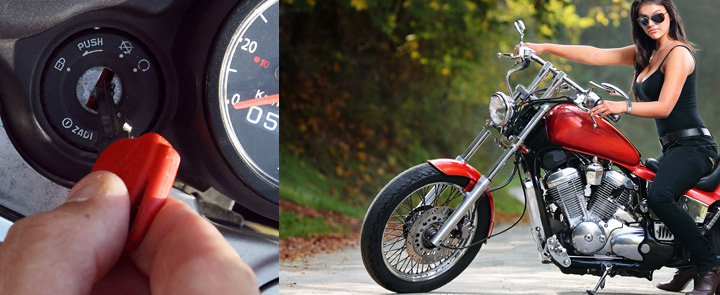 Carmel NY Motorcycle locksmith top photo